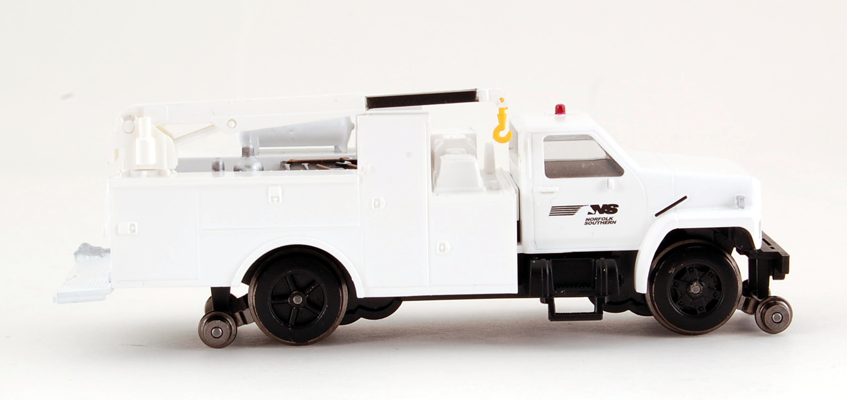 Details about bachmann ho scale train maintenance truck dcc equipped n