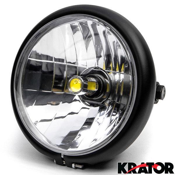 Yamaha Stryker Headlight Assembly