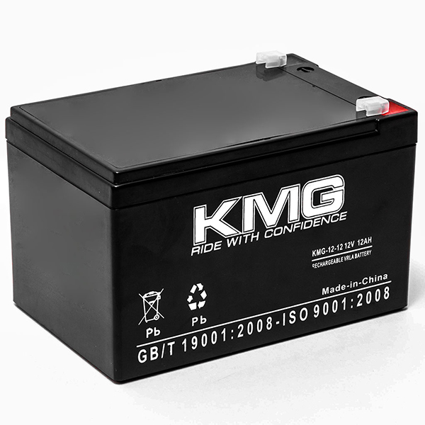 12v 12ah f1 f2 sealed lead acid kmg 12 12 battery for. Black Bedroom Furniture Sets. Home Design Ideas