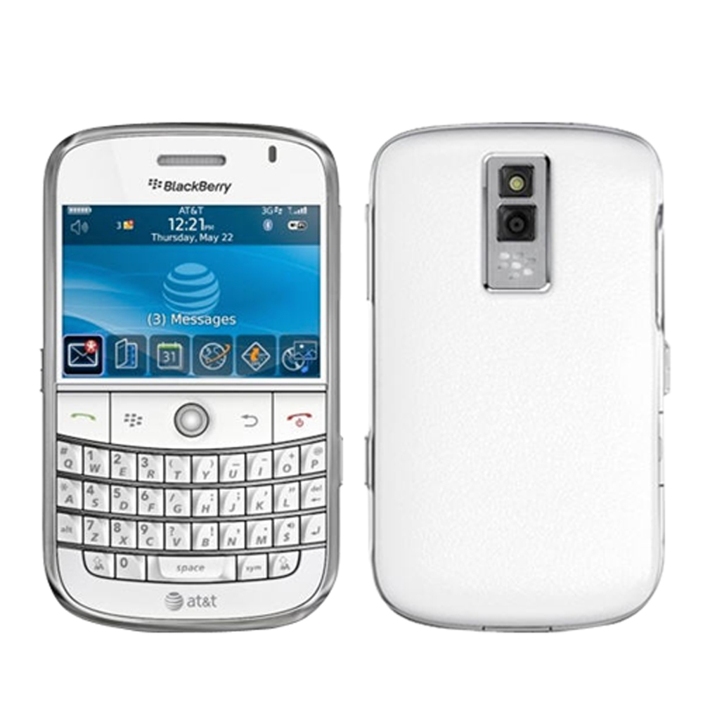 BlackBerry Curve 3G 9300 White WiFi Unlocked QuadBand Cell Phone at Sears.com