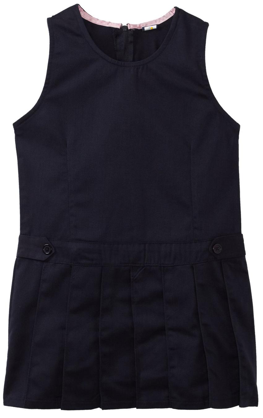 Genuine School Uniform Girls Navy Pleated Uniform Jumper at Sears.com