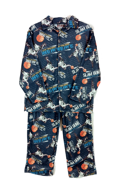 Tuff Guys Toddler Boys 2T 3T 4T 2 pc basketball pajamas set at Sears.com