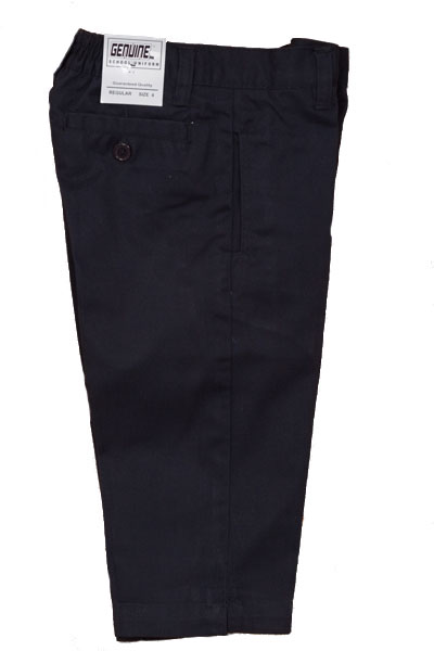 Genuine School Uniforms Girls (4-16) Capri Uniform Pants - Navy at Sears.com