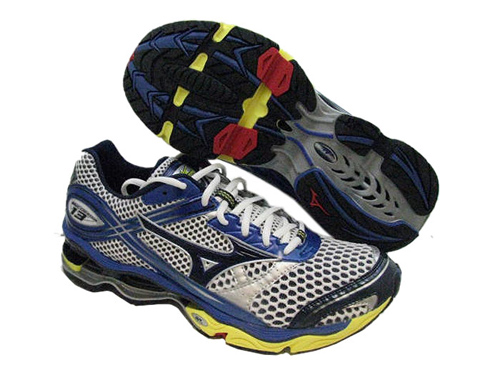 Mizuno New Mizuno Womens Wave Creation13 GunmetalSlvrDiva Blu Running Shoes US NIB at Sears.com