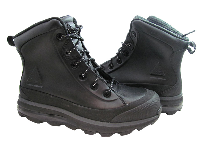 Nike Mens Air Max Conquer Acg Black/Grey Boots US 6 at Sears.com