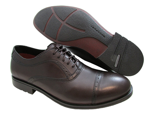 Rockport New Rockport Mens FW Cap Toe Dk. Brown Oxford US NIB at Sears.com