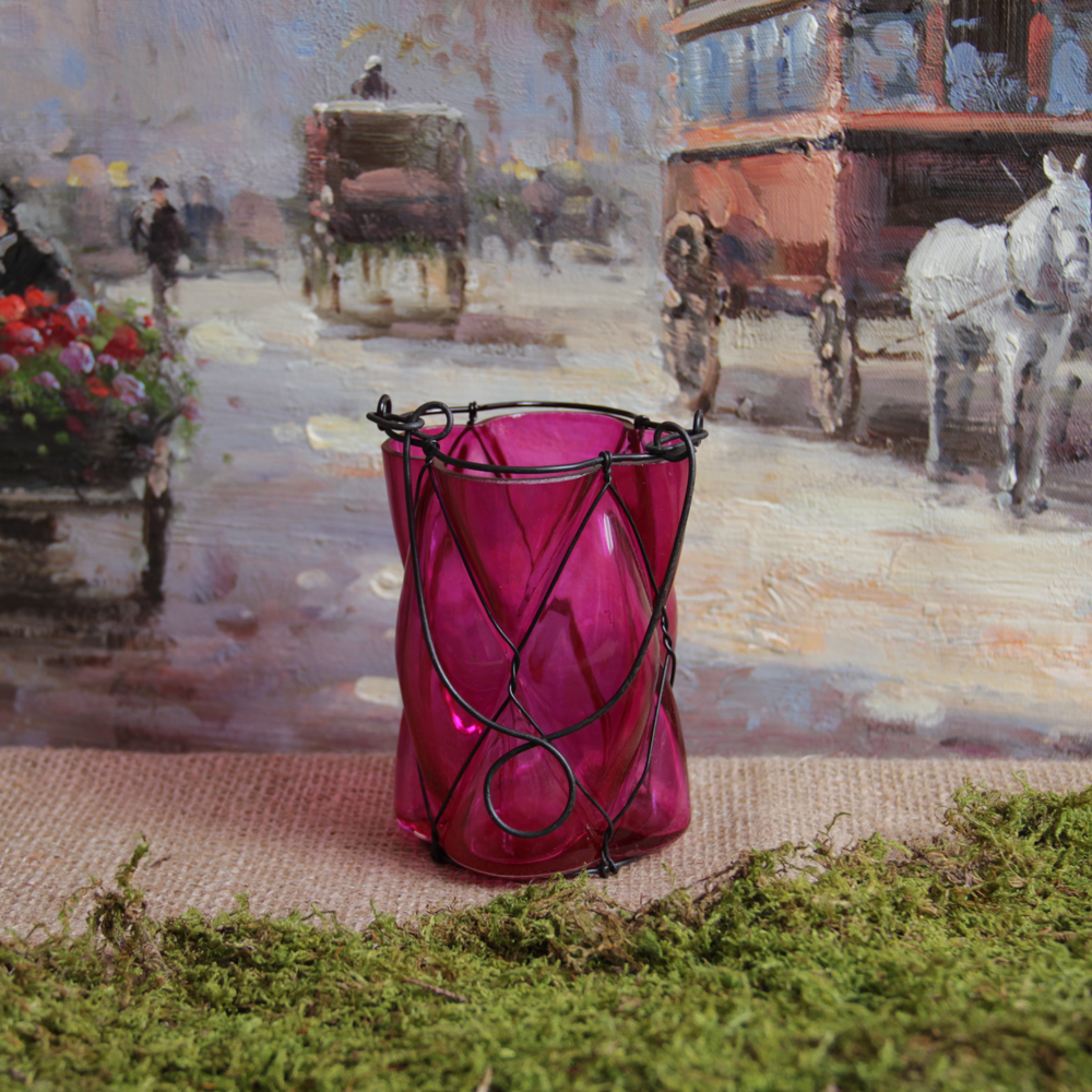 Timeless Settings Pink Votive Candle Holder at Sears.com