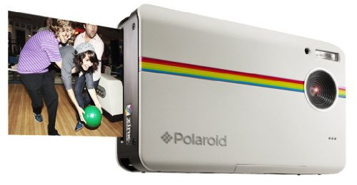 Polaroid Z2300 Digital Instant Print Camera, 10MP, 2x3 ZINK Photo Paper - White at Sears.com