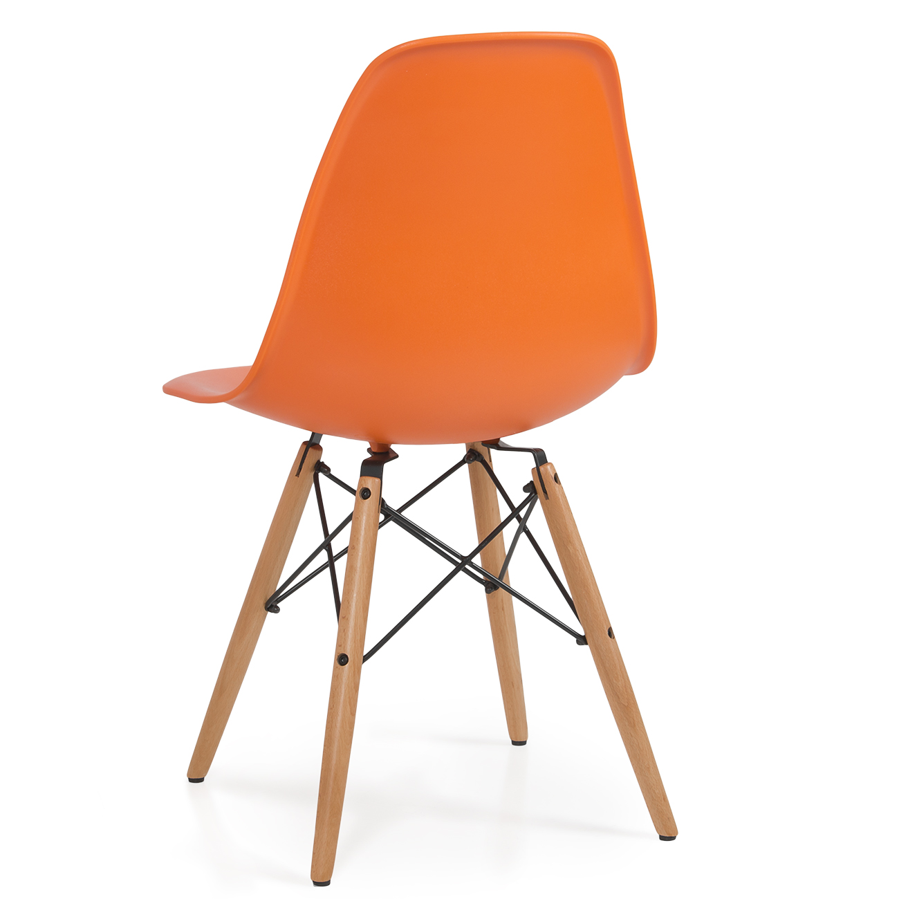 set of 4 eames dining chairs mikemie