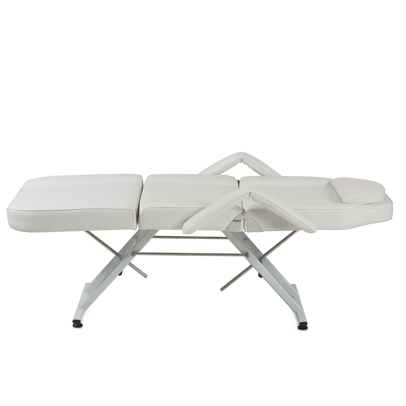 Massage Table And Chair white massage facial bed adjustable table chair beauty spa salon