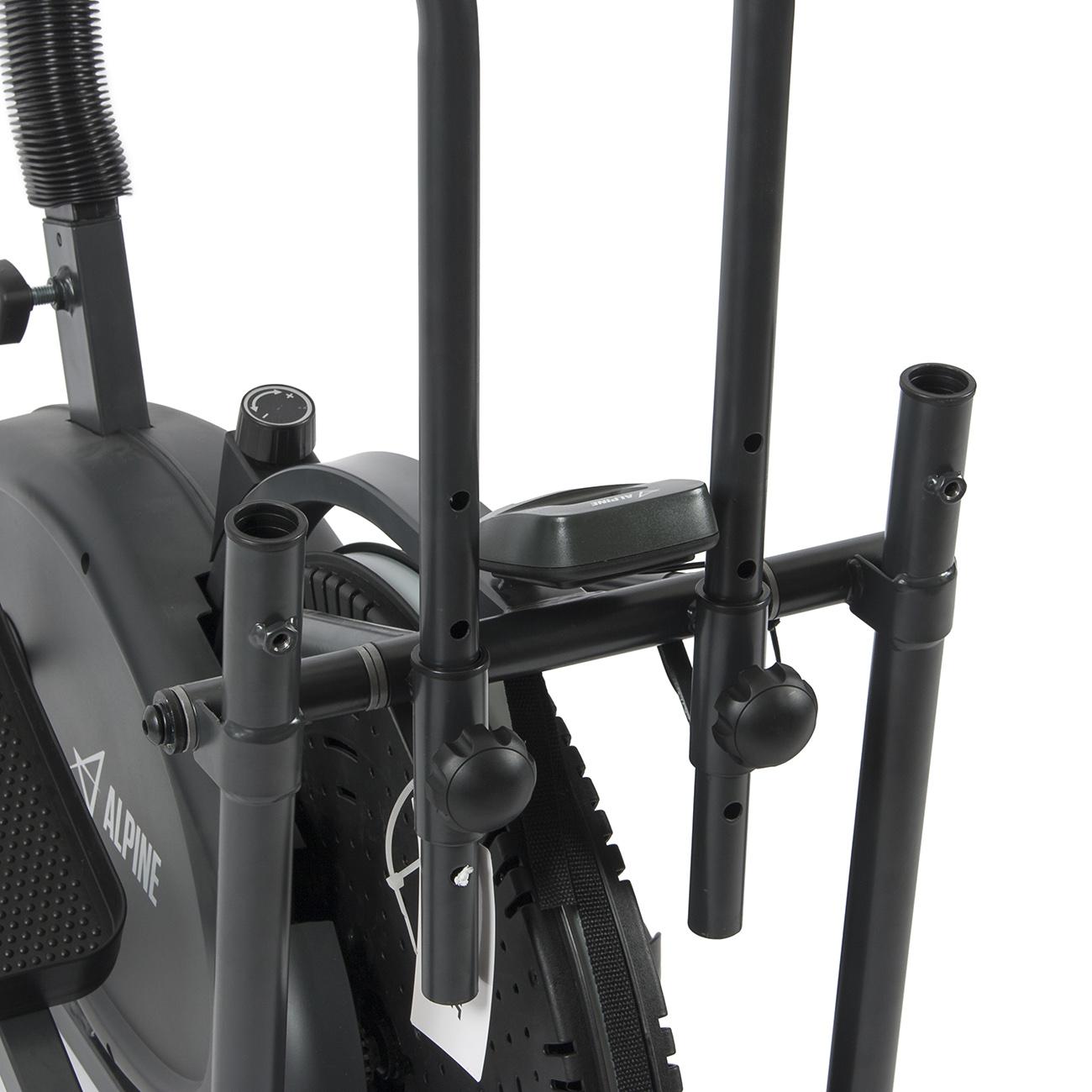 Elliptical Bike Types: Elliptical Bike 2 IN 1 Cross Trainer Exercise Fitness