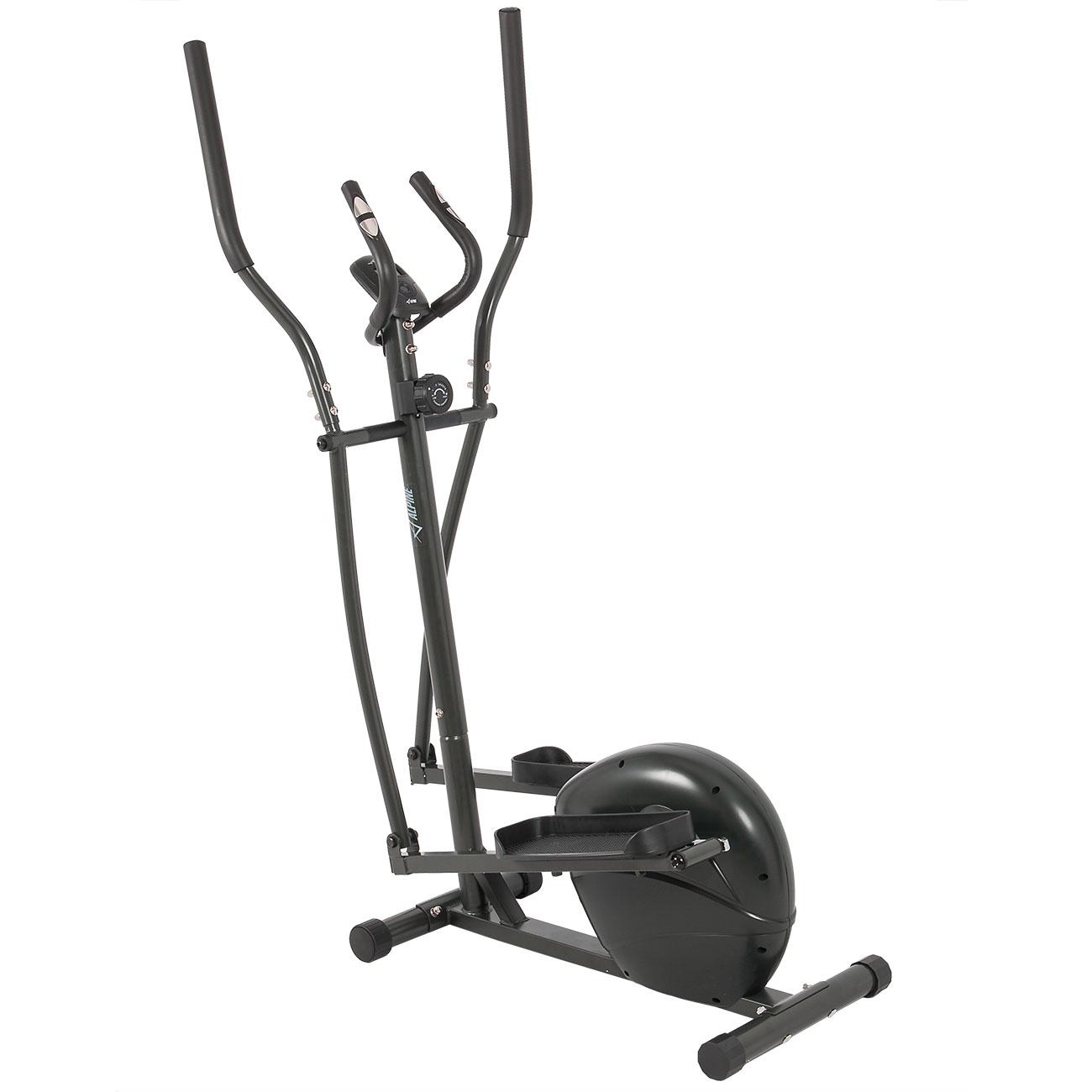 Elliptical Bike Types: Elliptical Magnetic Trainer Machine Exercise Workout