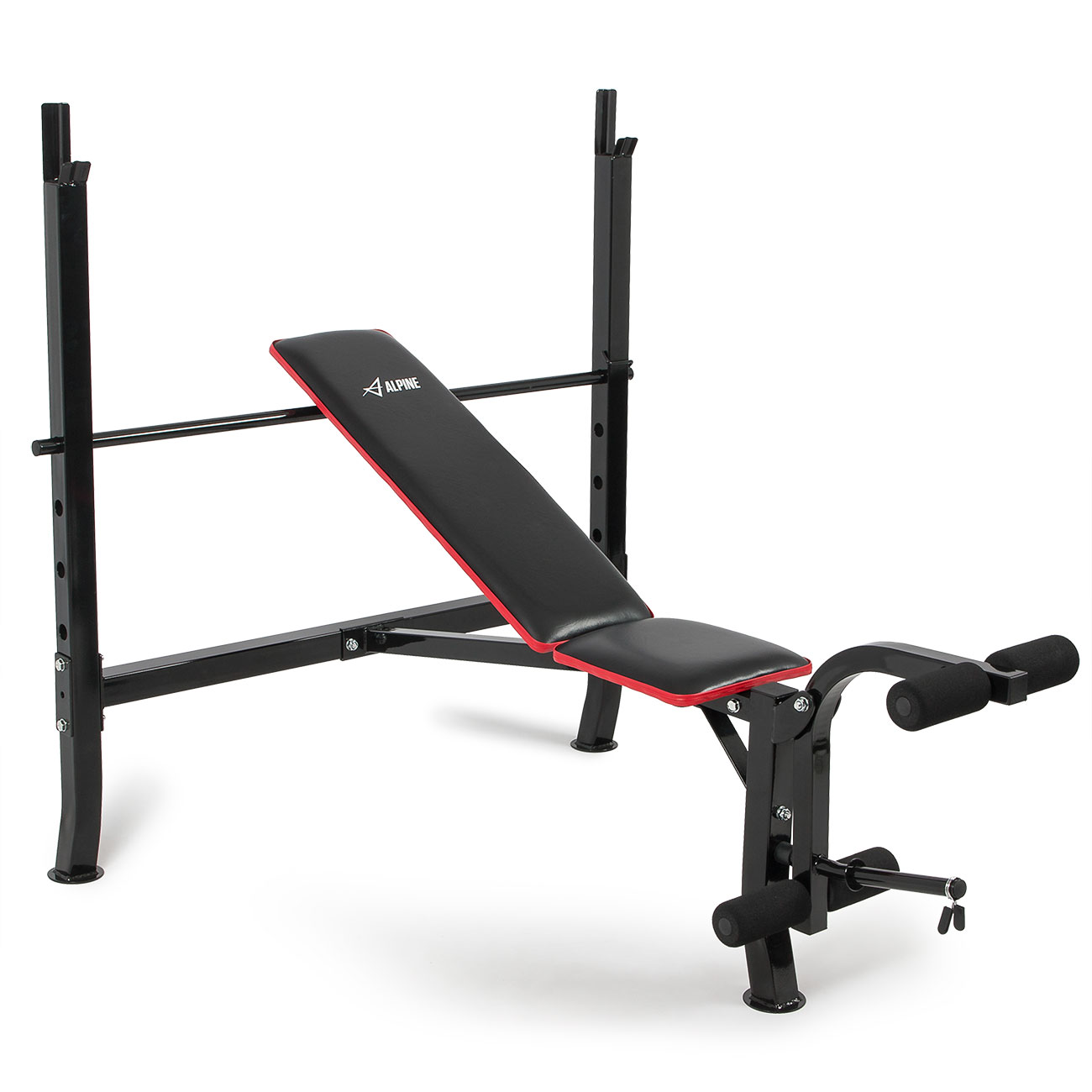 Weights Bench Multi Home Gym Equipment Dumbell Workout Abs: Multi-Function Weight Lifting Adjustable Exercise Bench