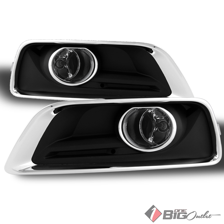 for 13 15 malibu replacement fog lights w switch harness wiring completed set ebay