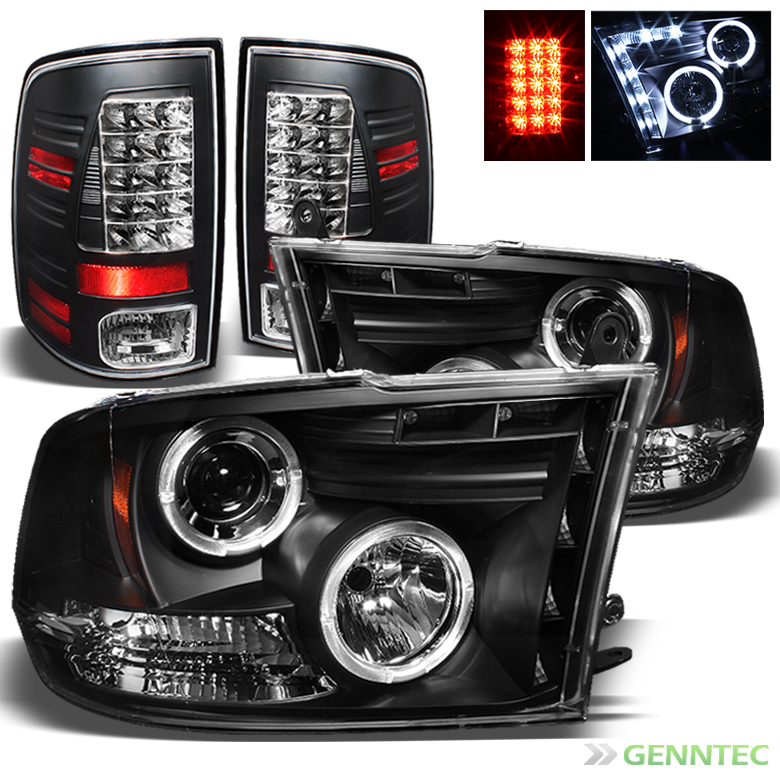 Dodge Ram Projector Headlights Car Interior Design
