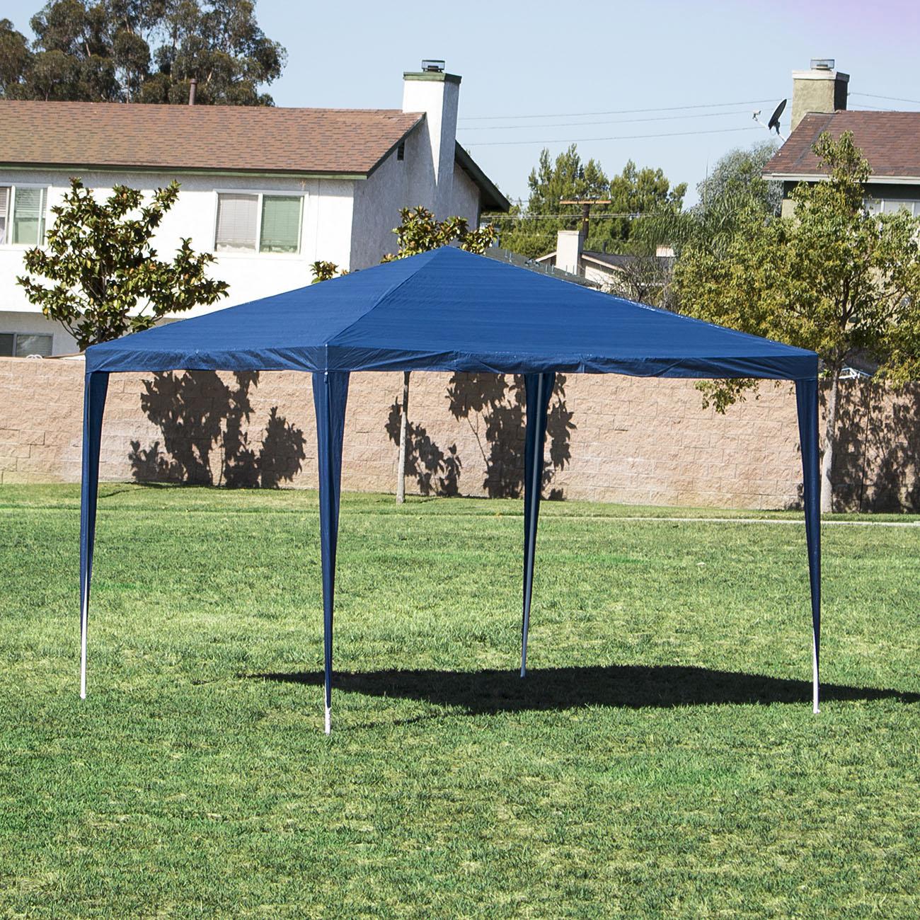 10 X10 Canopy Party Wedding Tent Heavy Duty Gazebo
