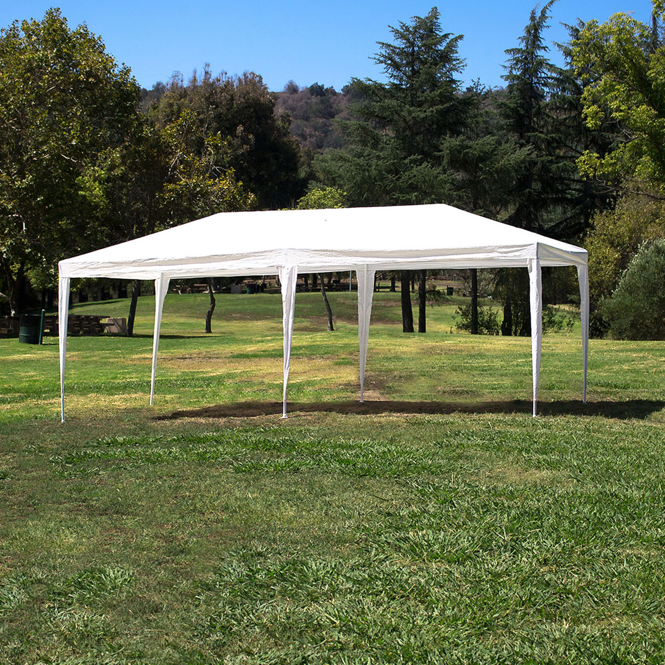 Outdoor 10/'x20/' Canopy Party Wedding Tent Heavy duty Gazebo Pavilion Event Cater
