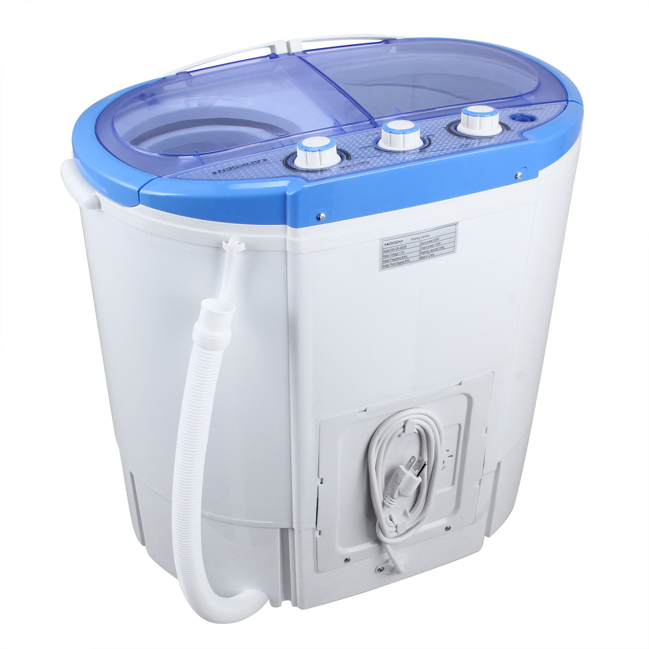 panda portable washing machine manual