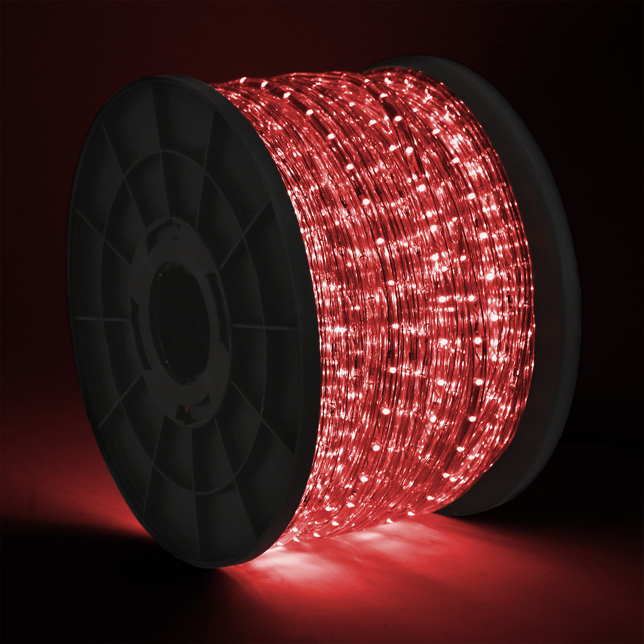 Led Light Outdoor Decoration: 300' 110V LED Rope Light In/Outdoor Home Valentine