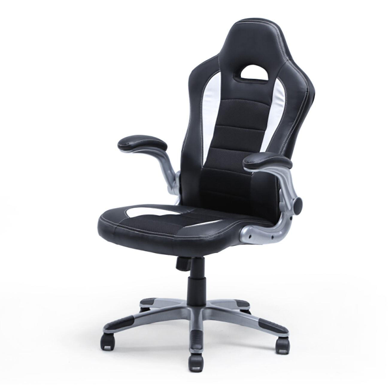 Office Racing Chair Bucket Seat High Back Ergonomic Gaming