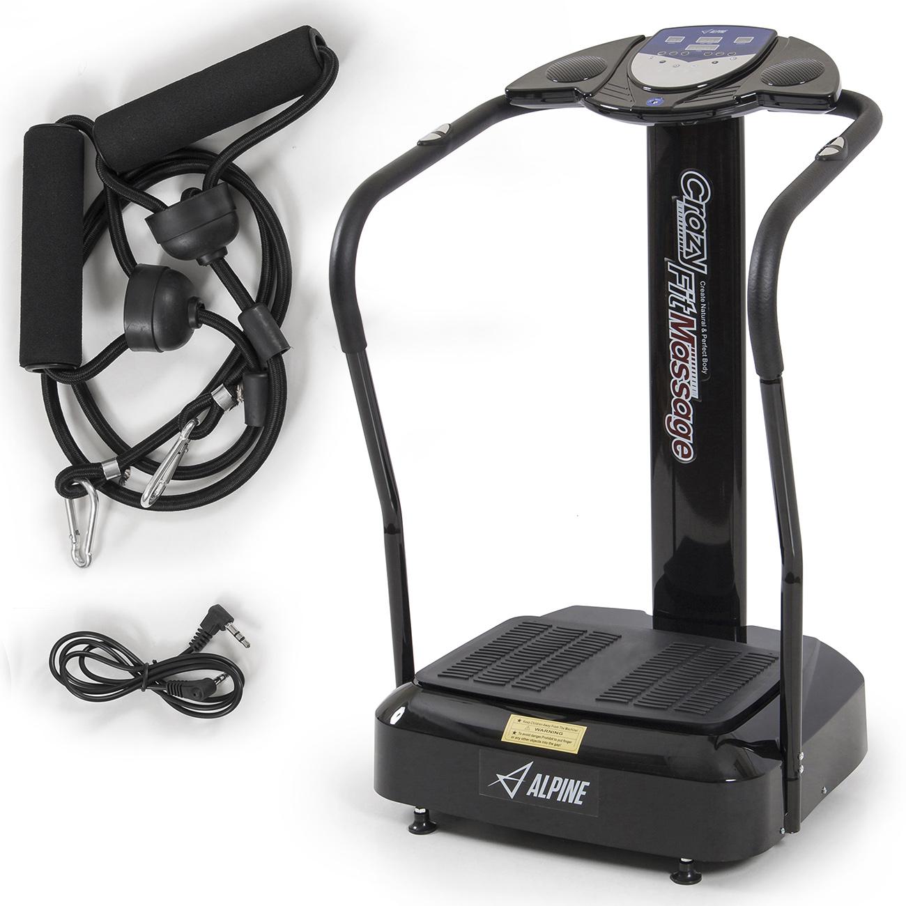 new vibrating exercise machine