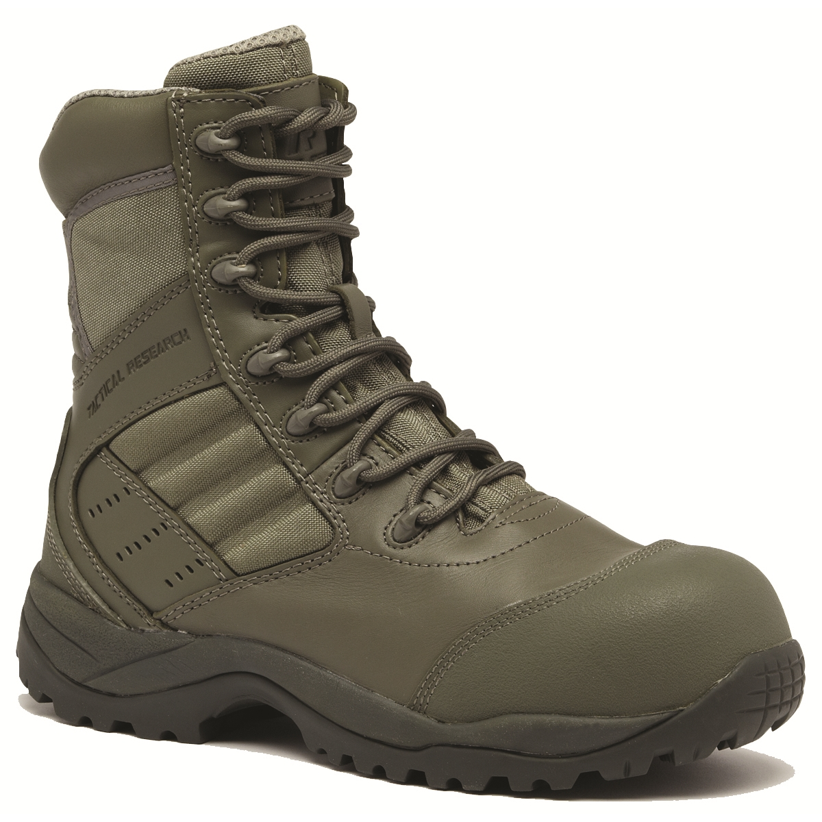 Tactical Research Belleville Maintainer Sage Green Lighweight Composite Toe Tactical Boot at Sears.com