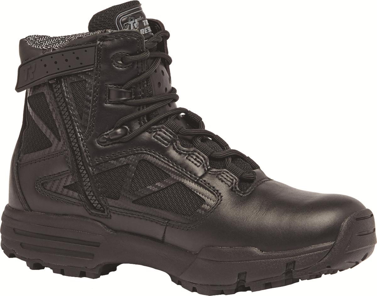 Tactical Research Belleville 996Z WP Tactical Research Chrome Side Zip Waterproof Hot Weather Boot
