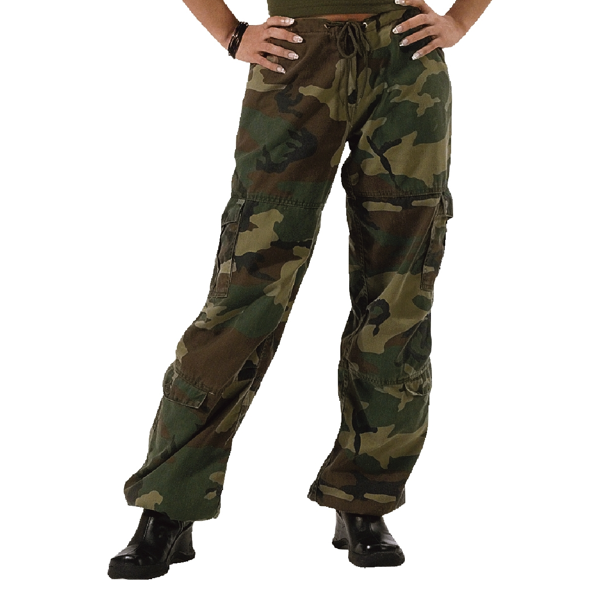 Wonderful Match Juniors Camouflage Cargo Pants 3 From Amazon  Look How I