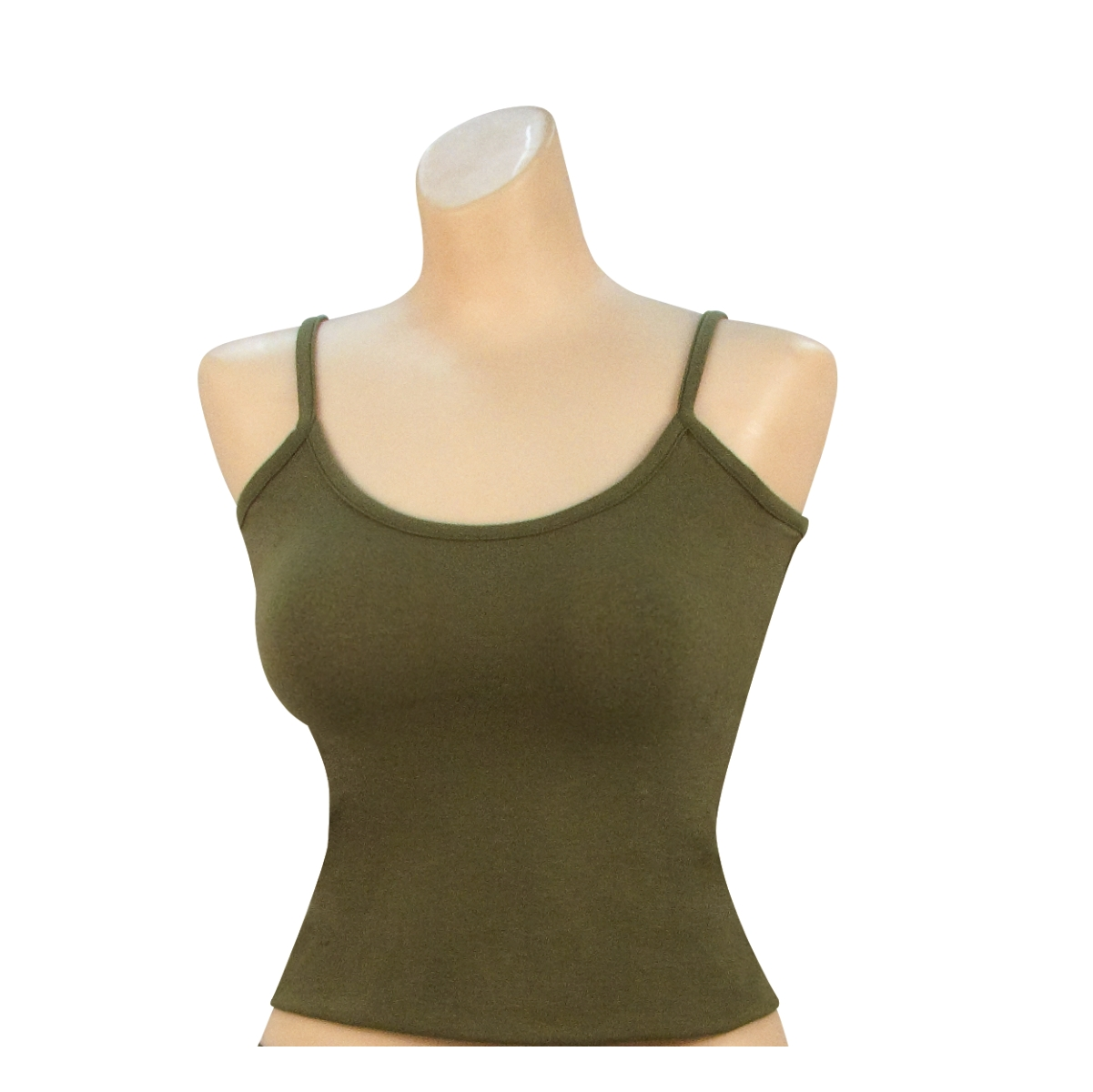 Rothco Women's Olive Drab Casual Tank Top, Camisole