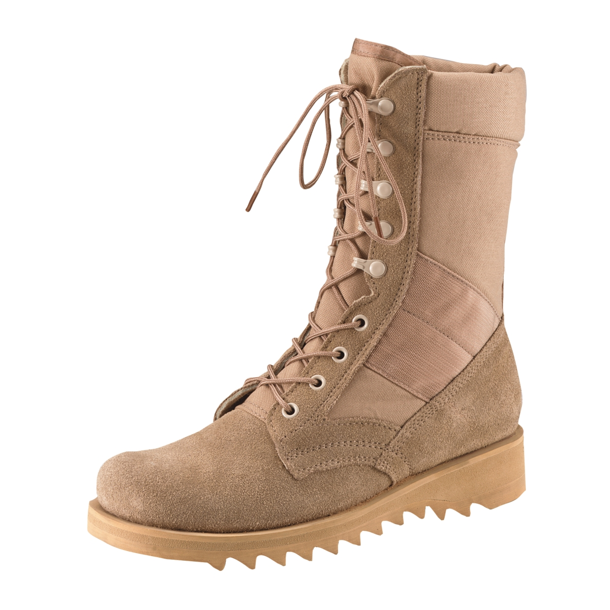 Army-Style-Desert-Combat-Boot-with-Wave-or-Ripple-Sole