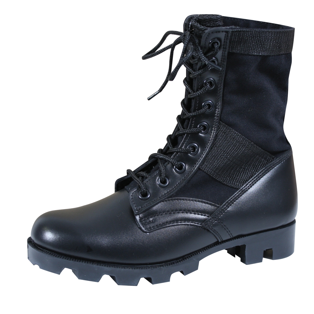 Black-G-I-Style-Discount-Jungle-Combat-Boot-New
