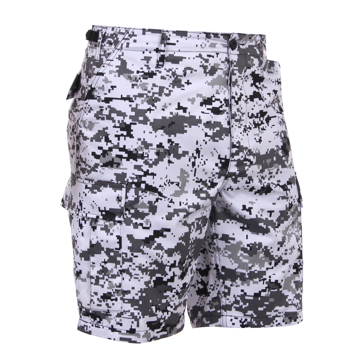 Rothco Rothco B.D.U Shorts, City Digital Camo