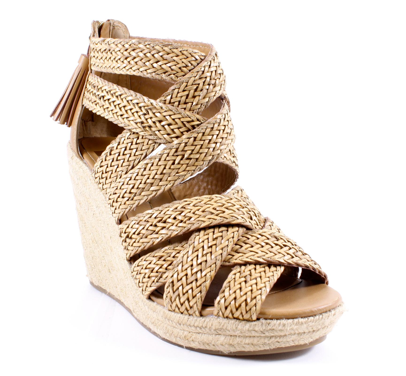Dv Dolce Vita Tulle Espadrille Wedge Sandals