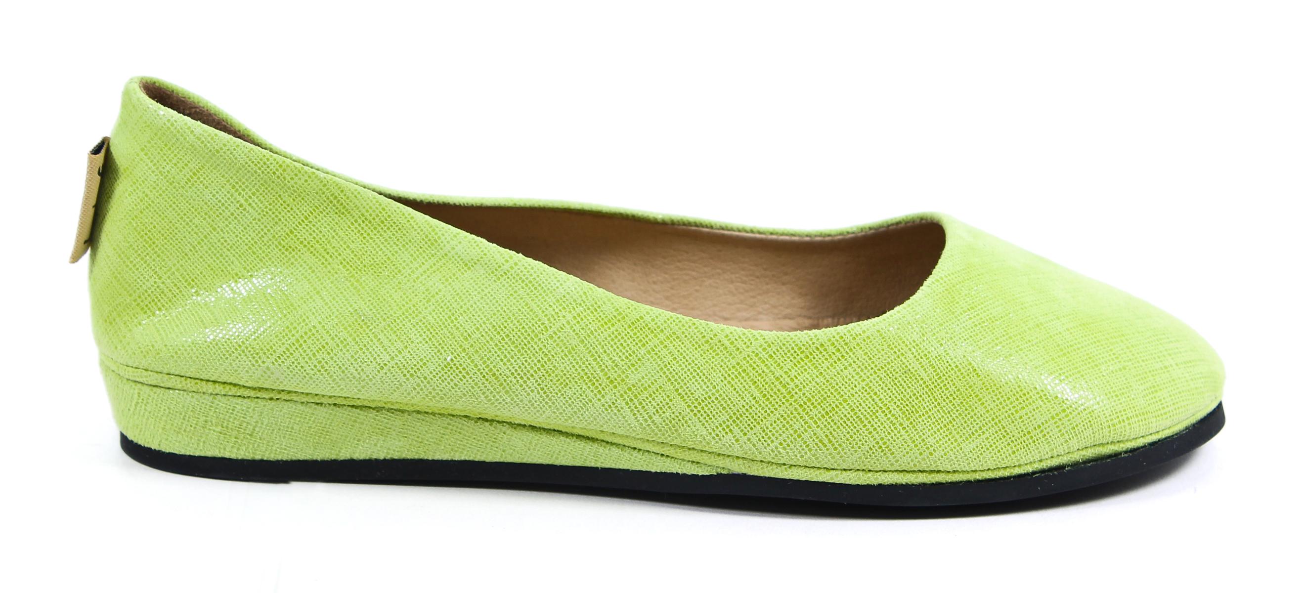 sole zeppa leather lemon cartizze wedge shoes slip