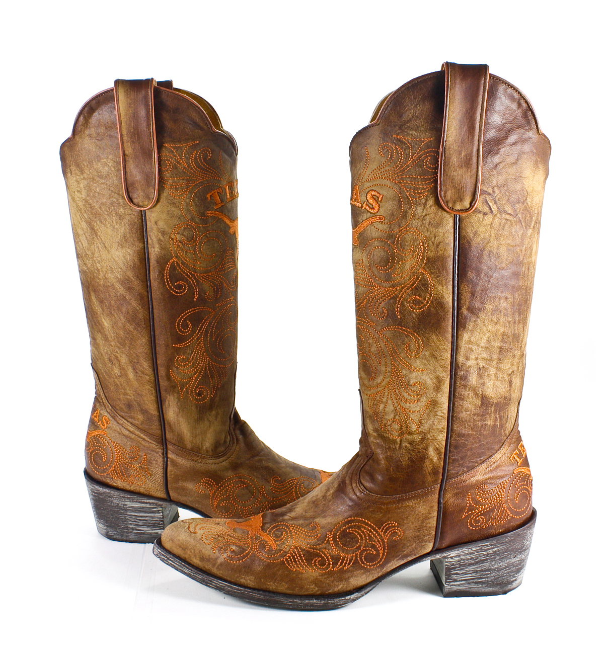 Popular When You Think Of Cowboy Boots, Dont You Think Of Texas? But Here I Am In Minnesota, Building Boots For People In Texas, Buster Said Closer To Home, Rick Van Buren Has Bought Five Pairs From Buste