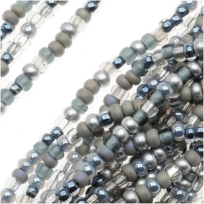 Czech Seed Beads Mix Lot 11/0