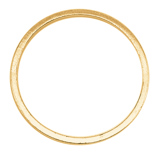 Beadalon Gold Tone Quick Links 12mm Round (42 Pcs)
