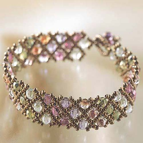 Bracelet making kit beads