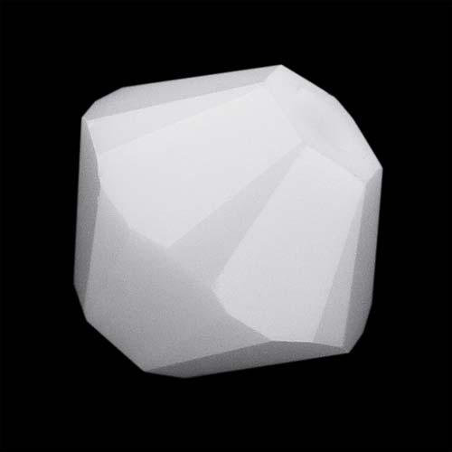 Swarovski Crystal, #5328 Bicone Beads 4mm, 24 Pieces, Chalk White