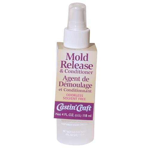 Casting Epoxy Resin Mold Release And Conditioner 4 oz.