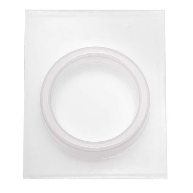 Resin Epoxy Mold For Bangle Bracelet - 2 5/8