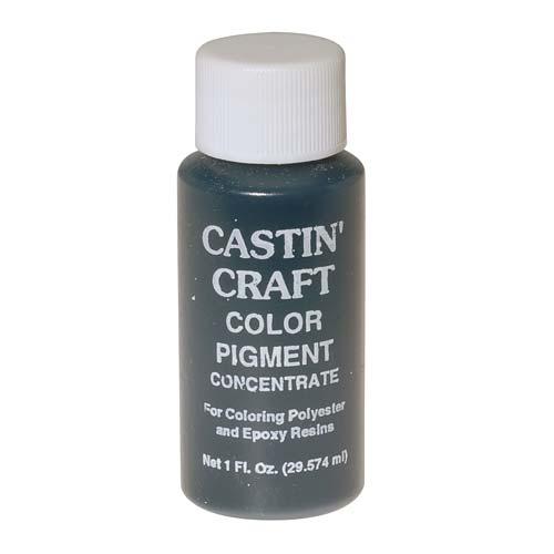 CASTIN CRAFT Casting Epoxy Resin Opaque Green Pigment Dye 1 Oz