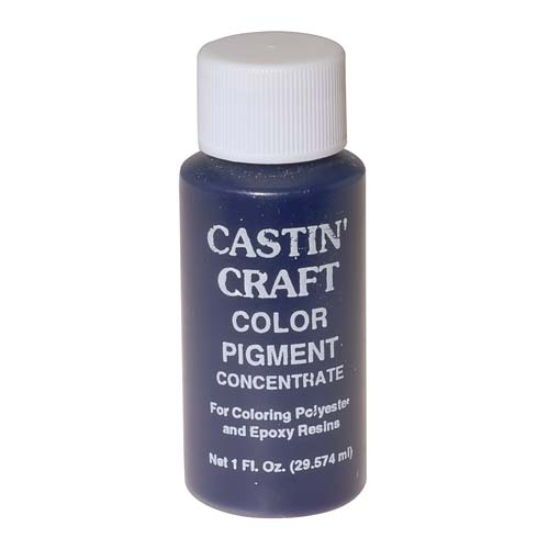 CASTIN CRAFT Casting Epoxy Resin Opaque Blue Pigment Dye 1 Oz