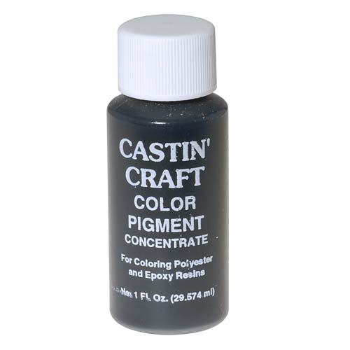 CASTIN CRAFT Casting Epoxy Resin Opaque Black Pigment Dye 1 Oz