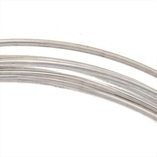 Sterling Silver Wire 20 Gauge Round Dead Soft (5 Ft)