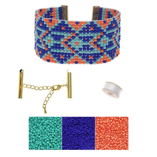 Refill - Rio Loom Bracelet - Exclusive Beadaholique Jewelry Kit