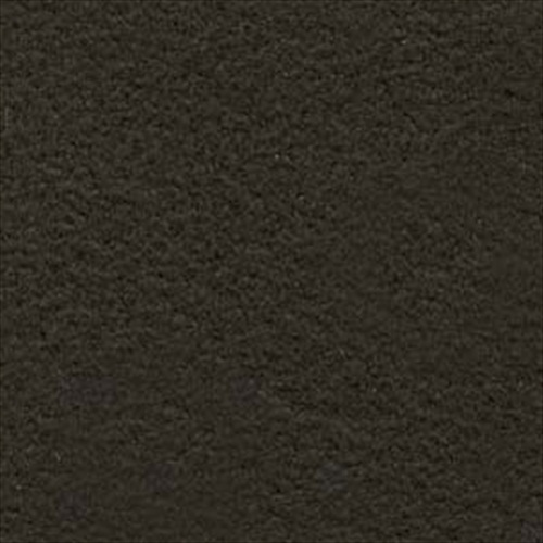 The Beadsmith Ultra Suede For Beading Foundation And Cabochon Work 8.5x4.25 Inches Black Onyx