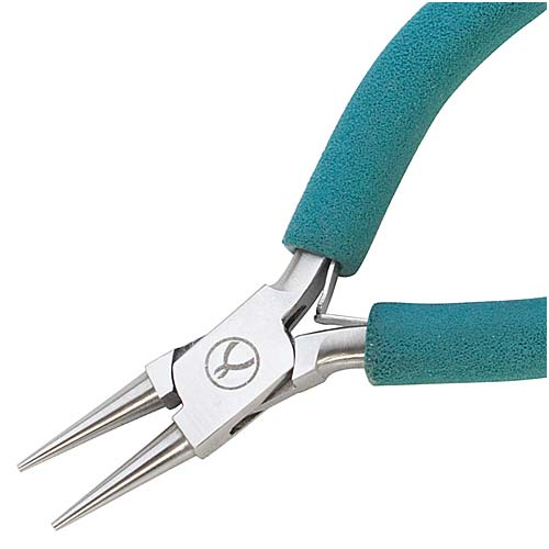 Wubbers Classic Series Round Nose Quality Jeweller's Pliers