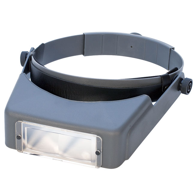 Eurotool ClearSight Pro, Headband Magnifier 1.75x