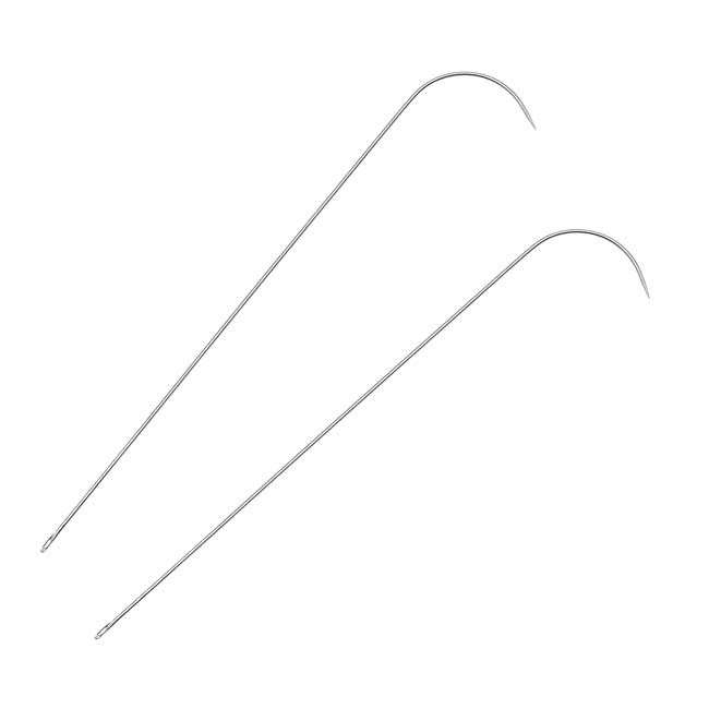 The Beadsmith Curved Needles for Spin and String Bead Loader Stringing Tool (2)